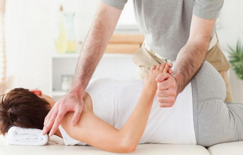 manipulation chiropracticien