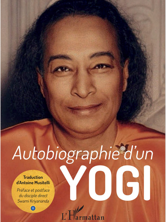Le livre Autobiographoe d'un yogi