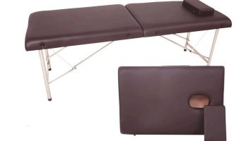 table pliante de massage