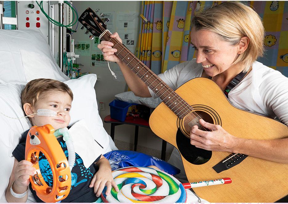 musique et enfant